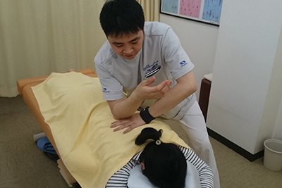 肩こりや背骨の痛みだけでなく、産後ケアや自律神経の不調にも対応