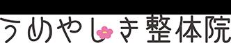 蒲田の整体・カイロプラクティック|うめやしき整体院