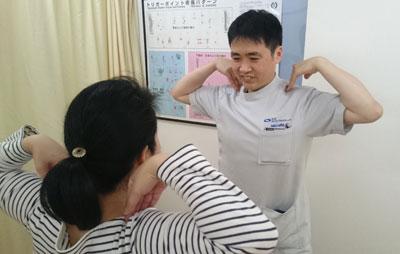 5、アフターケア(体操療法と予防について)